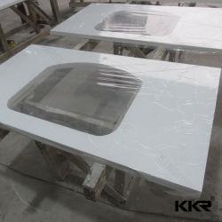 Hochwertige Innenwand-Stein-Quarz-Platte für Worktops