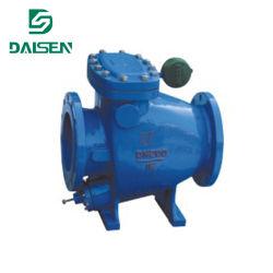 Facilidad Micro-Resistance verificar el cierre de la válvula de globo de la válvula de control para la industria del agua
