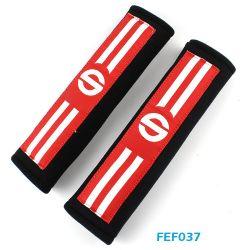Fef037 voiture Ceinture de sécurité Accessoires de décoration intérieure cache de ceinture