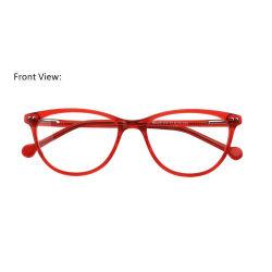 Fabrik-Großhandelsbrillen bereiten auf lager optische Rahmen-Zellulose-Azetat Eyewear Rahmen-betriebsbereite Waren vor