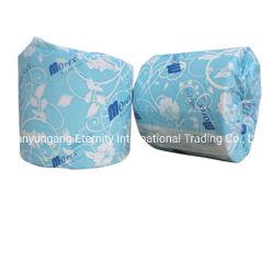 Мягкая дешевые Jumbo Frames рулон ткани туалетной бумаги мякоти из бамбука