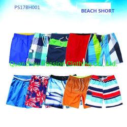 Men's tissé court de plage Vêtements de sport