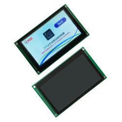 4,3 pouces industrielle 480X272 du panneau de Configuration de Smart industriel série SPI TFT LCD Mcgs HMI à écran tactile