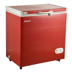 25 정도 12V 태양 DC 가슴 냉장고 마이너스 냉각하는 208L 바닥
