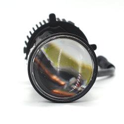 2019 neue LED-Doppellichtlinse 3 Zoll H1 H7 H11 9004 9007 H4 H13 LED-Projektor Bi LED-Projektionsobjektiv für Auto Light