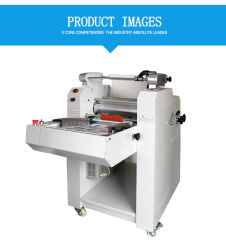 Alimentación totalmente automática y automática a doble cara de corte de laminado en frío y rodillo laminador en caliente (FM-390)