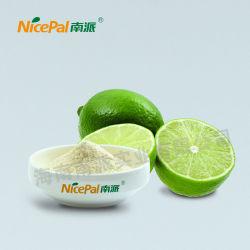 Sabores de aditivo alimentario en polvo de polvo de jugo de limón