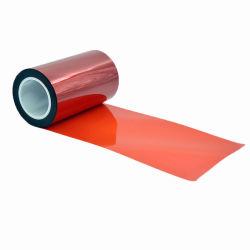 0.35mmの防水赤いカラープラスチック装飾的なPVCフィルム