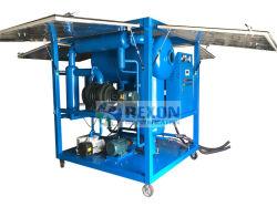 6000lph óleo dielétrico de Depuração para manutenção de puro óleo de transformadores