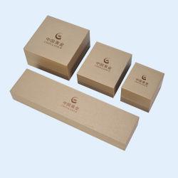 Contenitore di imballaggio su ordinazione del documento di colore di marchio e di disegno dei commerci all'ingrosso per monili