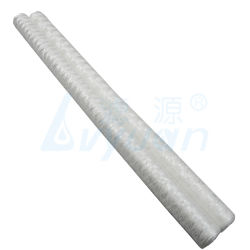 5 Micron 10 inch Fiberglass String Wond Filter Cartridge sediment Waterpatroon