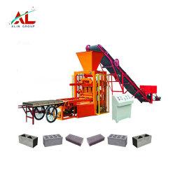 Qtj4-26 Interlock máquina para fazer blocos ocos pequeno bloco hidráulico da máquina de moldagem