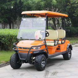 La Chine Fabricant 4 places voiture Smart buggy électrique de la chasse (DH-C4-8)