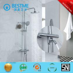 Душ под струей горячей воды в ванной комнате одной обработки осадков душ (BF-65180B)