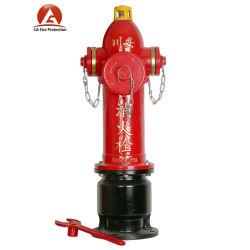 CAの防火値段表が付いているAnti-Collision消火栓弁