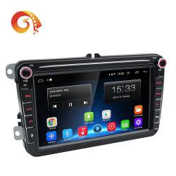 Audio stereo automatico Android dell'automobile di GPS dello schermo di tocco di WiFi di multimedia della fabbrica di BACCANO universale del sistema 2