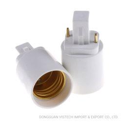 G24 для E27 адаптер разъем преобразователя патрон лампы светодиодные лампы фонаря