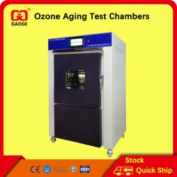 Rubber Ozone Check를 위한 오존 Aging Oven