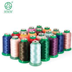 Filée Core 3200mètres Core Polyester haute ténacité pour sacs de filetage