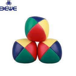 Hersteller Customized Günstige Mini Spielzeug Ball Weich Ecofriendly Leder Promotion Fußsack-Kick-Ball