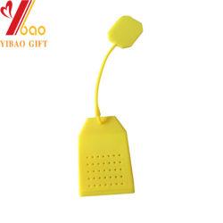 Heißer Verkaufs-Zoll irgendein Form FDA Nahrungsmittelgrad-Silikon-Tee Infuser Gummitee-Filter-Teebeutel für Förderung-Geschenke (YB-TB-2)