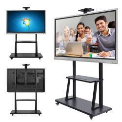 Intelligentes Klassenzimmer interaktives LCD-Schreiben Smartboard für Ausbildung und Konferenz