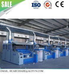 Baumwollkardierende Maschine für die Baumwollgarn-Baumwolle, die den medizinischen Putzlappen lässt Maschinen-China-Putzwolle Yarn das Kardieren kardiert, aufbereitende Maschine kämmend