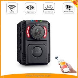 macchina fotografica Corpo-Consumata della mini 1080P HD IR di Notte-Visione di 1.54inch del registratore Eccellente-Piccola macchina fotografica di sport