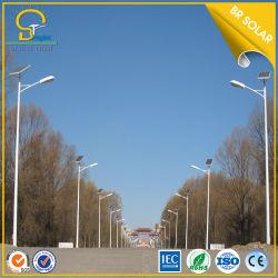 إضاءة LED في الشوارع الشمسية بقدرة 9 أمتار 80 واط بسعر جيد