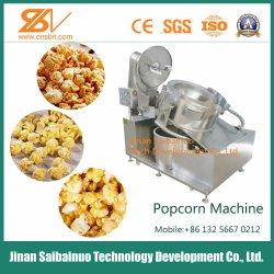 Popcorn elettrico del gas della migliore di prezzi del cereale delle arricciature di Kurkure Cheetos Nik Naks del cereale del soffio dello spuntino macchina professionale automatica industriale dell'espulsore che fa macchina