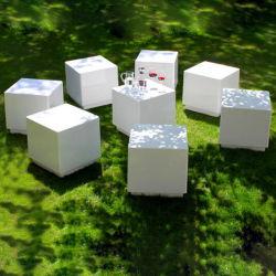 ラウンジの家具のための軽いLEDの立方体のシートと変更する16color