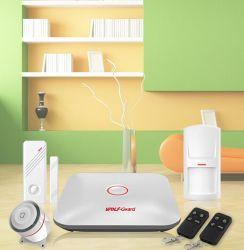 ワイヤレスリモートコントロール HD カメラセンサー検出器ホームセキュリティ GSM WiFi アラームシステム