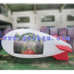 Una buena calidad inflables Blimp caliente publicidad/globo de aire inflables para Advertisng