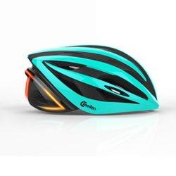 ODM/OEM PCBA personalizados capacete de bicicleta de controle remoto sem fio do sinal de mudança de luz LED Bluetooth Música Chamada Telefônica