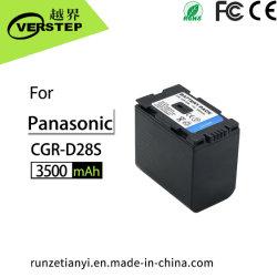 De digitale Batterij van de Camera van het Lithium van de Vervanging Camcorder cgr-D28s voor Panasonic nv-Rx33eg. Nv-Rx 66 b.v.