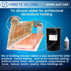 高い重複は時間を計る液体の鋳造物のシリコーン(HY620、630、640)を