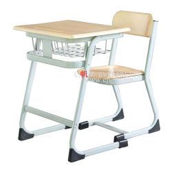 Haute qualité en bois salle de classe Chaise de bureau pour l'école secondaire