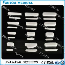 Los primeros auxilios detener el sangrado nasal o esponjas de PVA Fast Pack