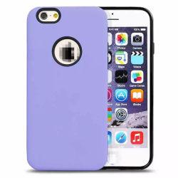 iPhone를 위해 결합 새로운 디자인 TPU 케이스 이동 전화 덮개
