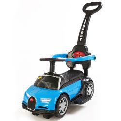 2019 enfants Diapositive de pivotement de plein air populaire voiture jouet avec rambarde