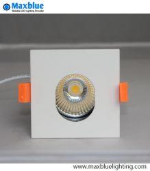 Высокое качество 10W теплый белый свет фонаря направленного света LED с регулируемой яркостью затенения