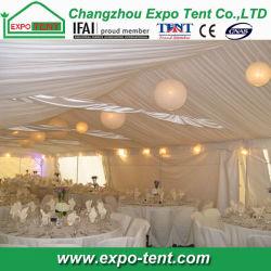 15m Span для использования вне помещений алюминиевых большие свадебные палатка с тормозных колодок
