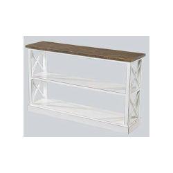 Mensola semplice di legno cinese Lwd404 della mobilia antica