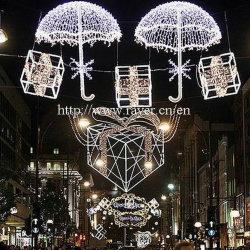 Éclairage de rue conduit Lumières de Noël pour la décoration de Noël
