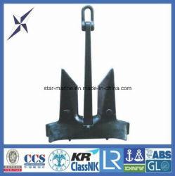 La Chine Fabricant Stockless de haute qualité AC-14 Hhp Ancre de marine