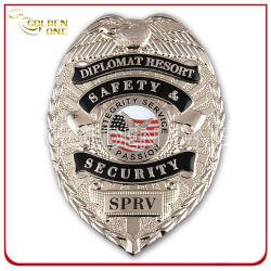 Het Kenteken van de Speld van het Email van de Militaire politie van de Veiligheid van de Sheriff van de Ambtenaar van de Detective van het Metaal van de Herinnering van de douane