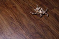 Aziatische Walnut Cplot Acacia Massief hardhout vloeren Hot Sale