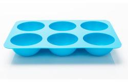 Bille personnalisé/Square/animal/Star/forme de cube réutilisables en silicone de qualité alimentaire Bac à glace