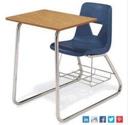 Schule Stuhl mit Schreibtafel