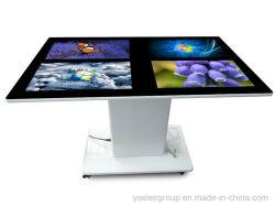 Yashi Reproductor Full HD de 21,5 pulgadas juego de mesa táctil de la máquina de pedidos